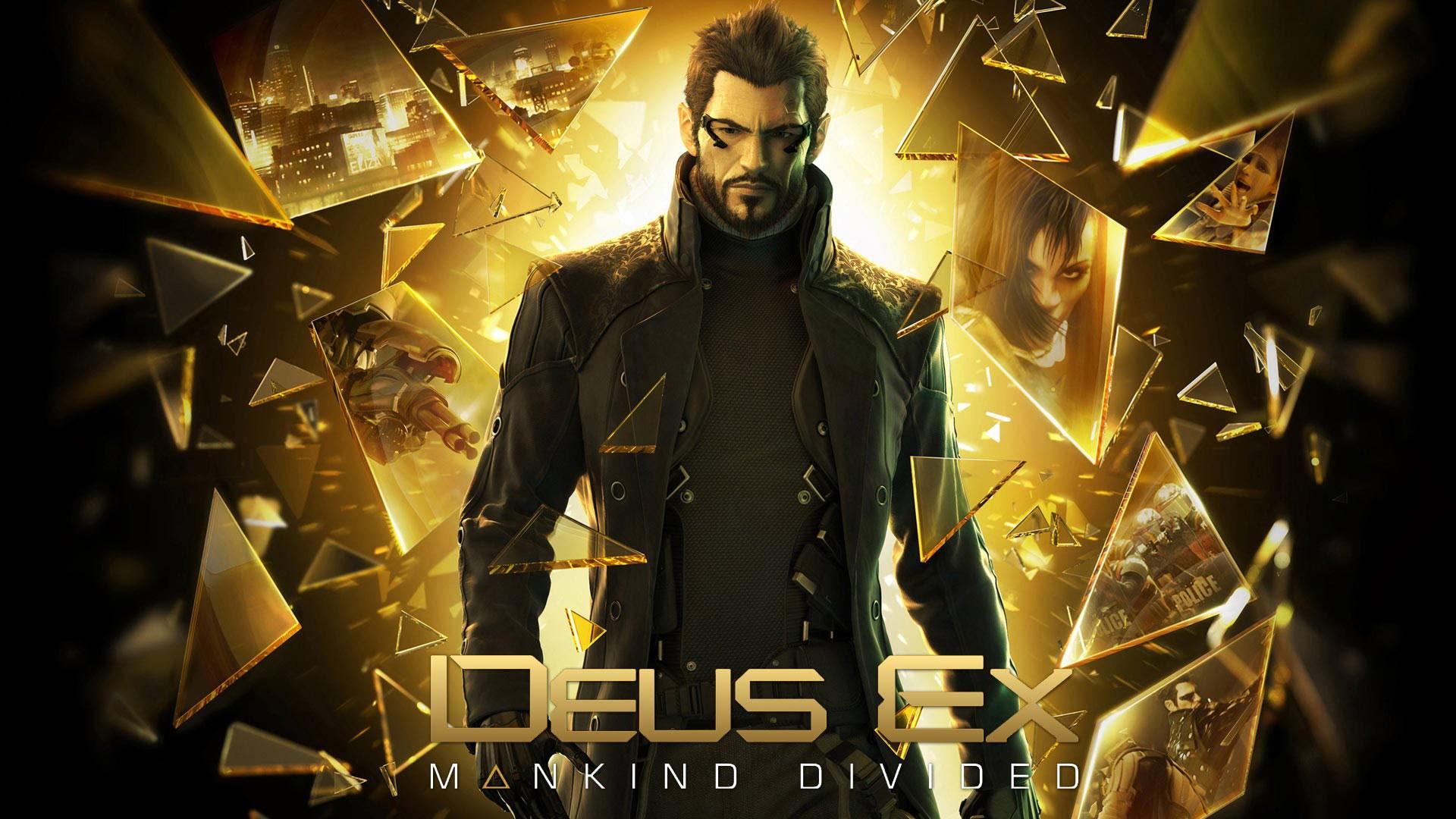 Deus Ex Mankind Divided HD