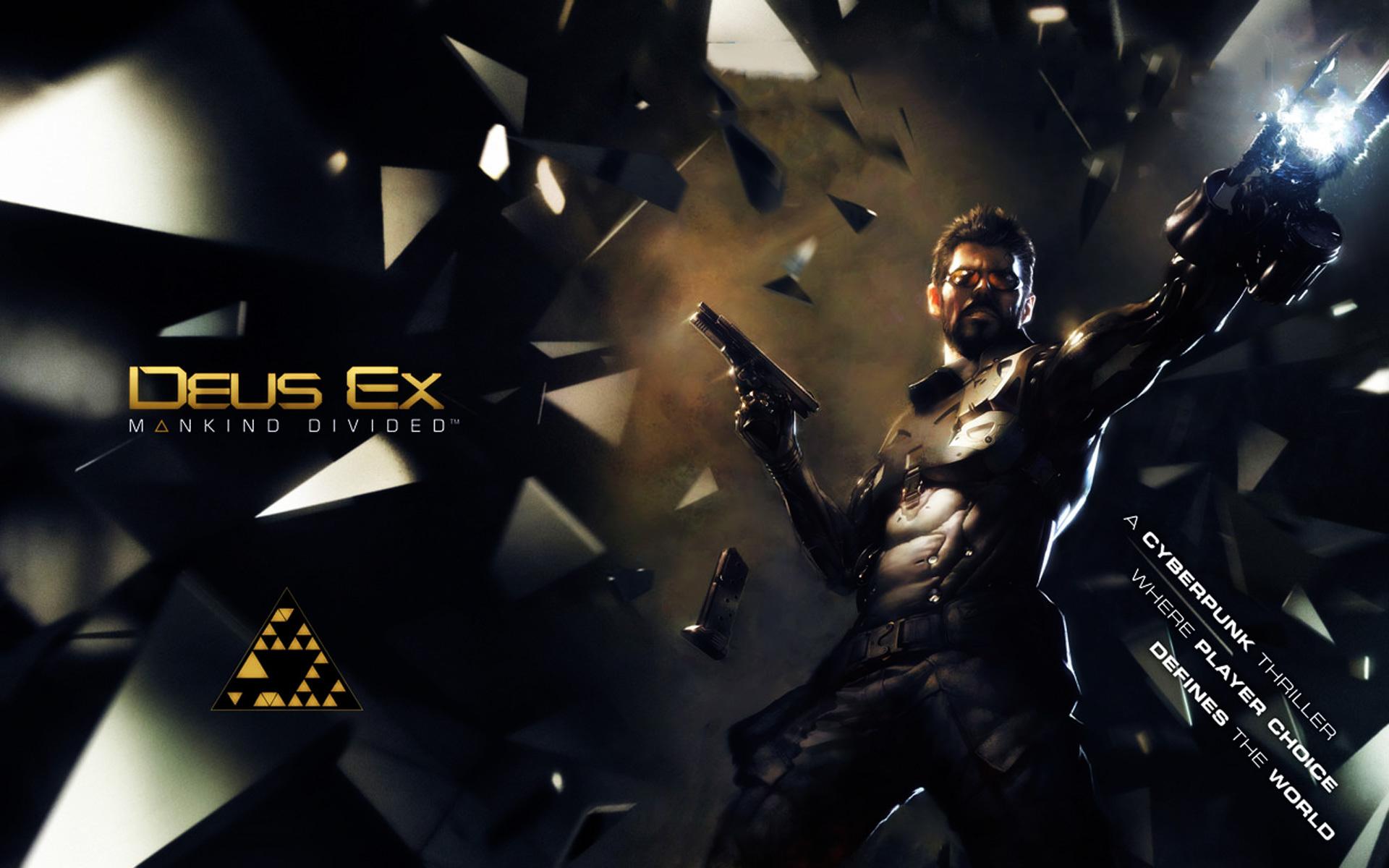 Deus Ex Mankind Divided Photos