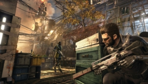 Deus Ex Mankind Divided Screenshots