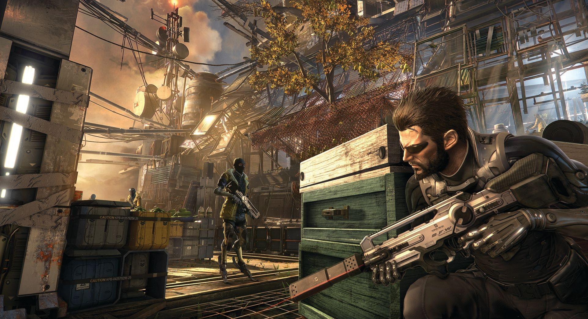 Deus Ex Mankind Divided Screenshots