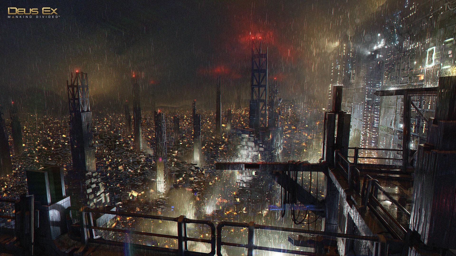 Deus Ex Mankind Divided For Desktop