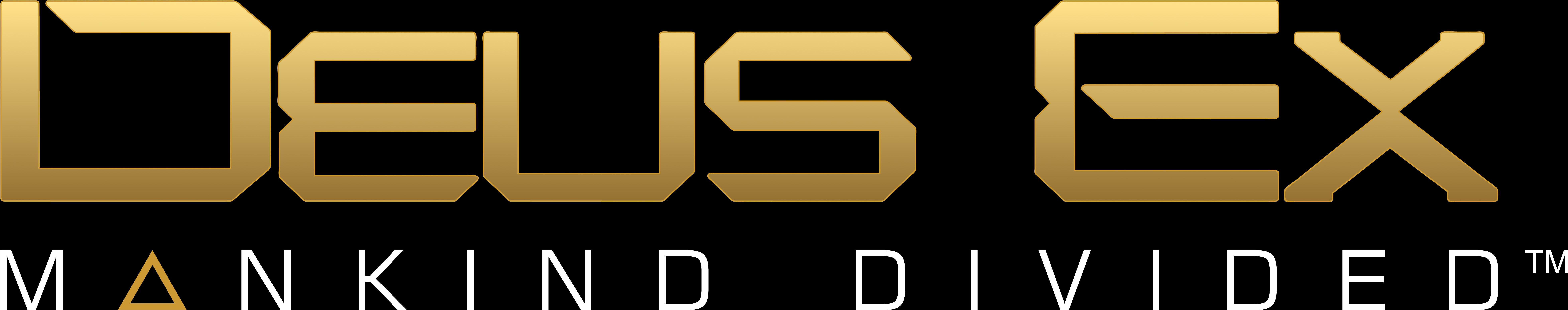 Deus Ex Mankind Divided Logo