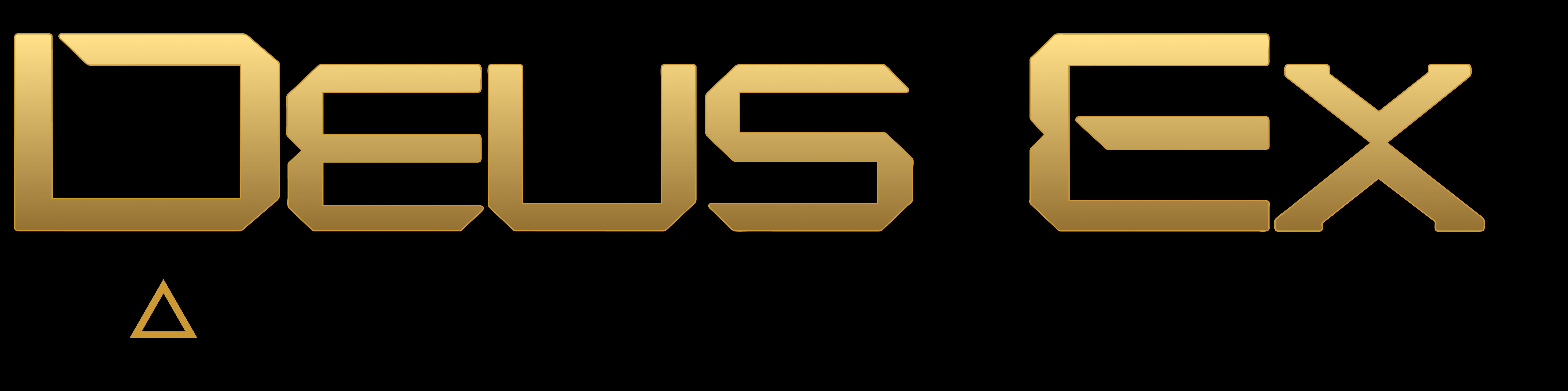 Deus Ex Mankind Divided Logo Png