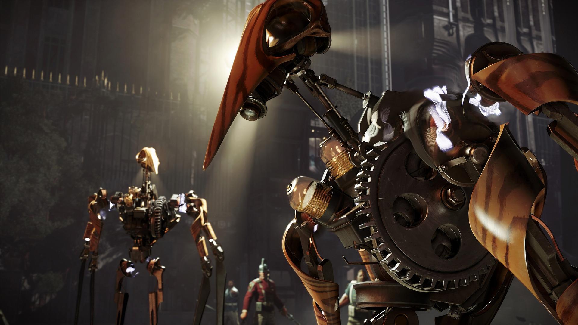 Dishonored 2 Screenshots