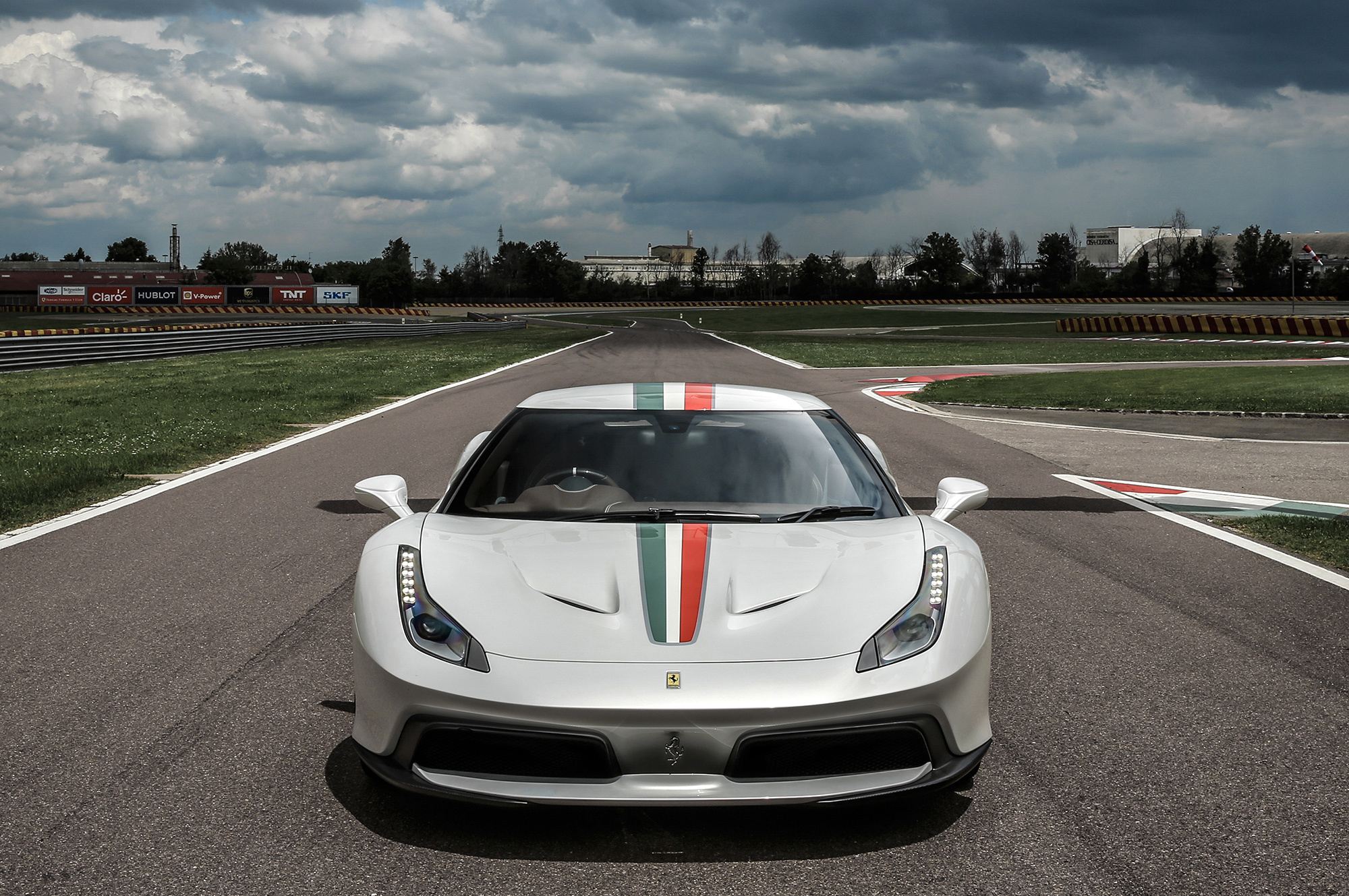 Ferrari 458 MM Speciale Wallpapers