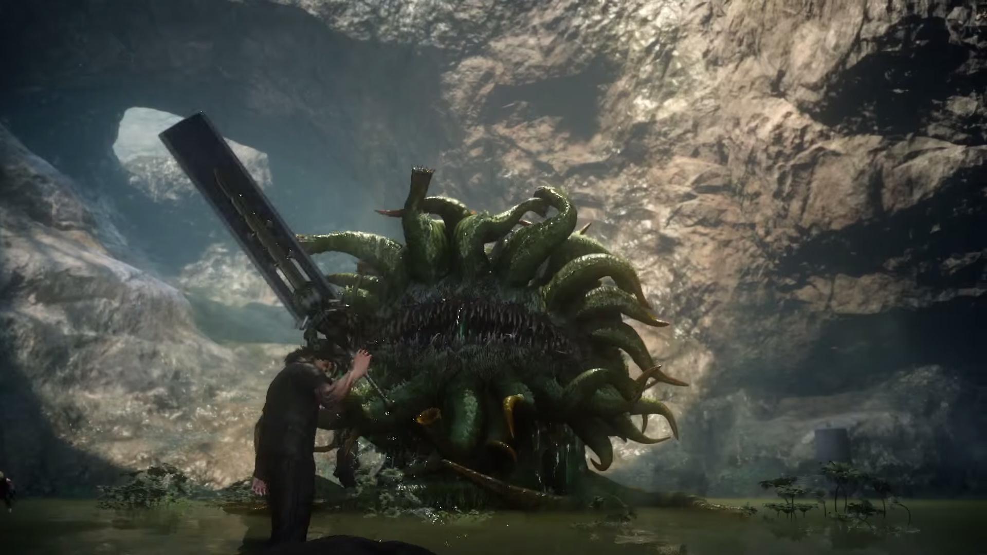 Final Fantasy XV Game