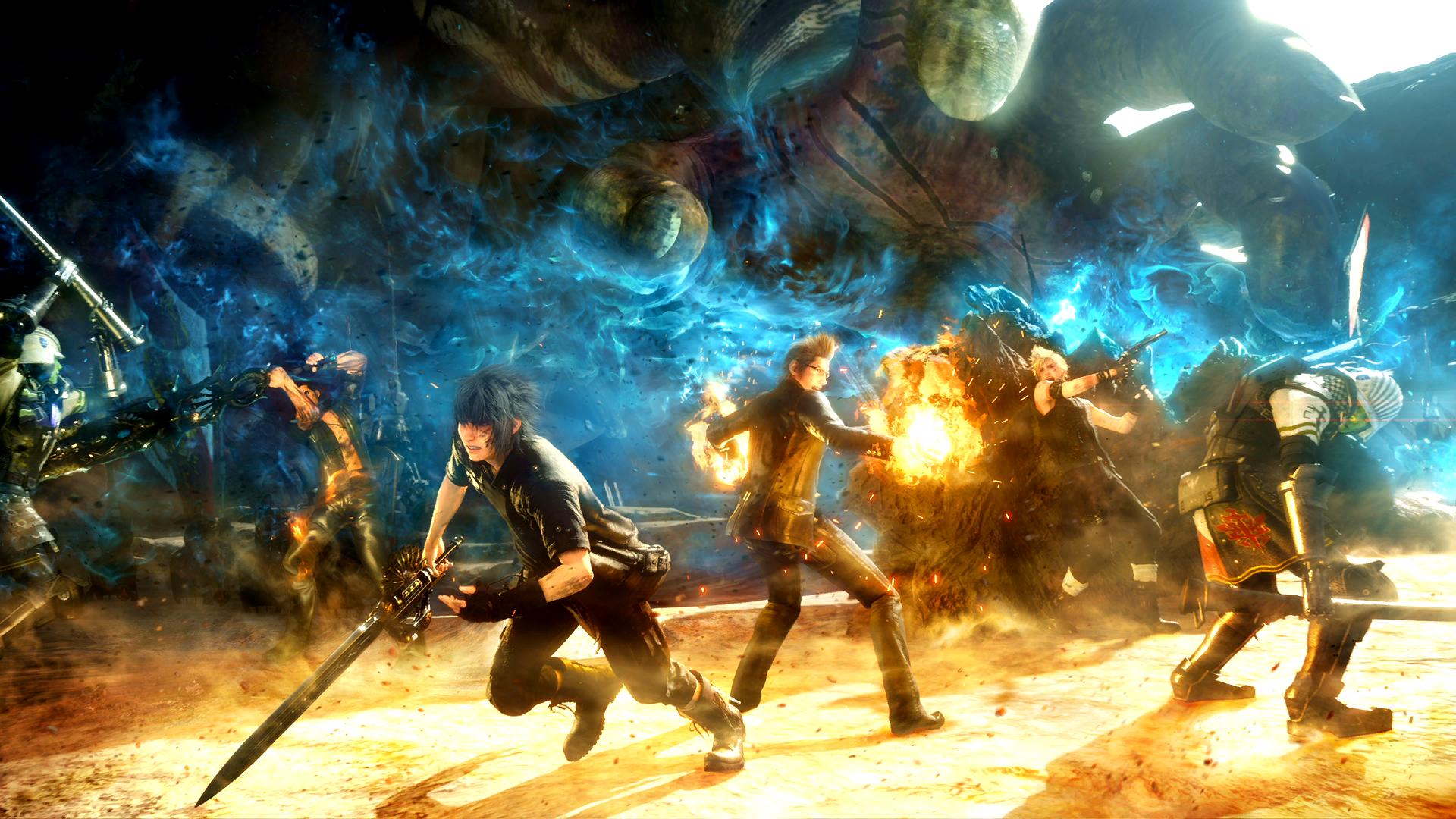 Final Fantasy XV HD Wallpaper