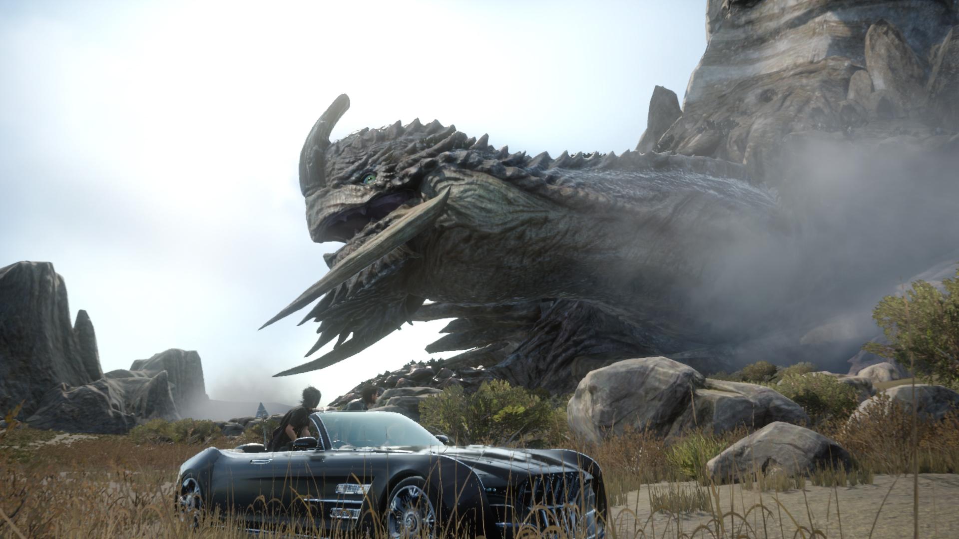Final Fantasy XV Photos
