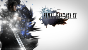Final Fantasy XV Widescreen