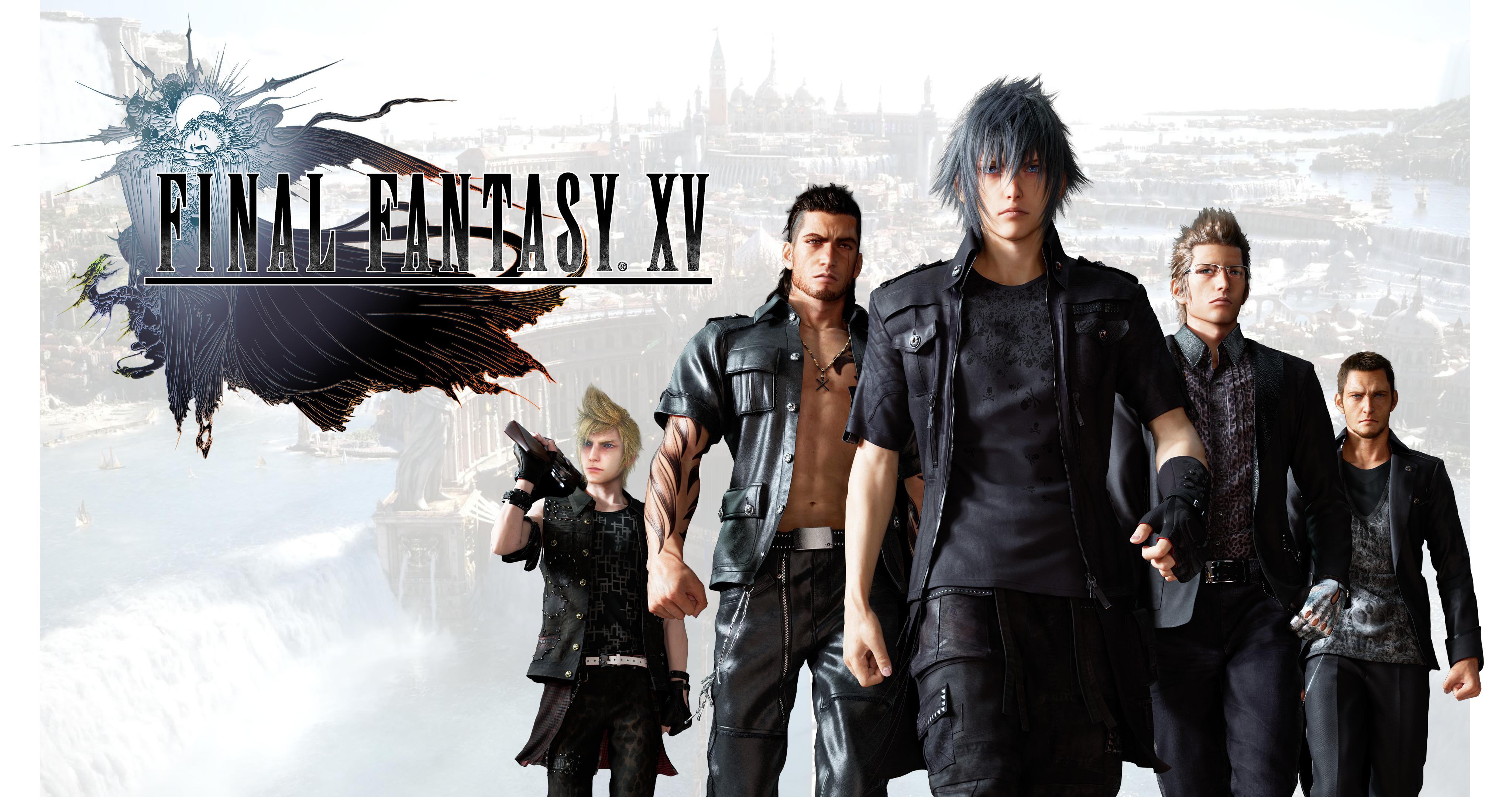 Final Fantasy XV Full HD