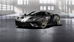 Ford GT 66 Heritage Edition HD Wallpaper