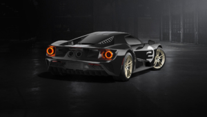 Ford GT 66 Heritage Edition Pictures