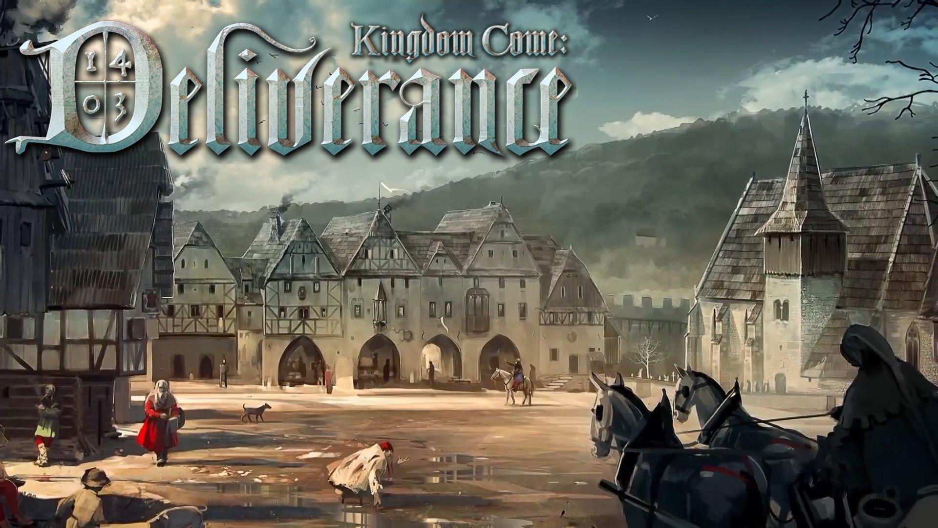 Kingdom Come Deliverance Background