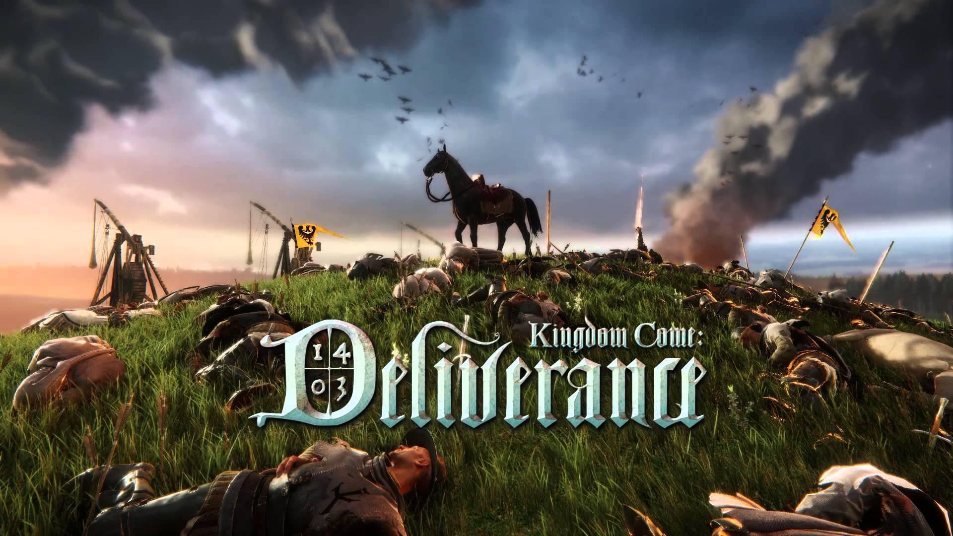 Kingdom Come Deliverance HD Desktop