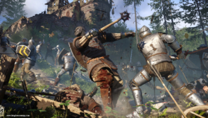 Kingdom Come Deliverance High Definition Wallpapers