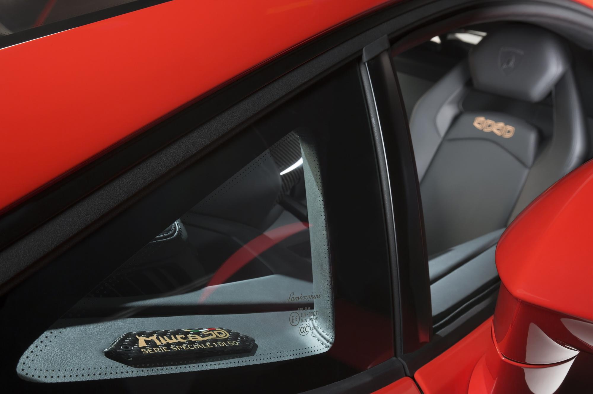 Lamborghini Aventador Miura Homage Images