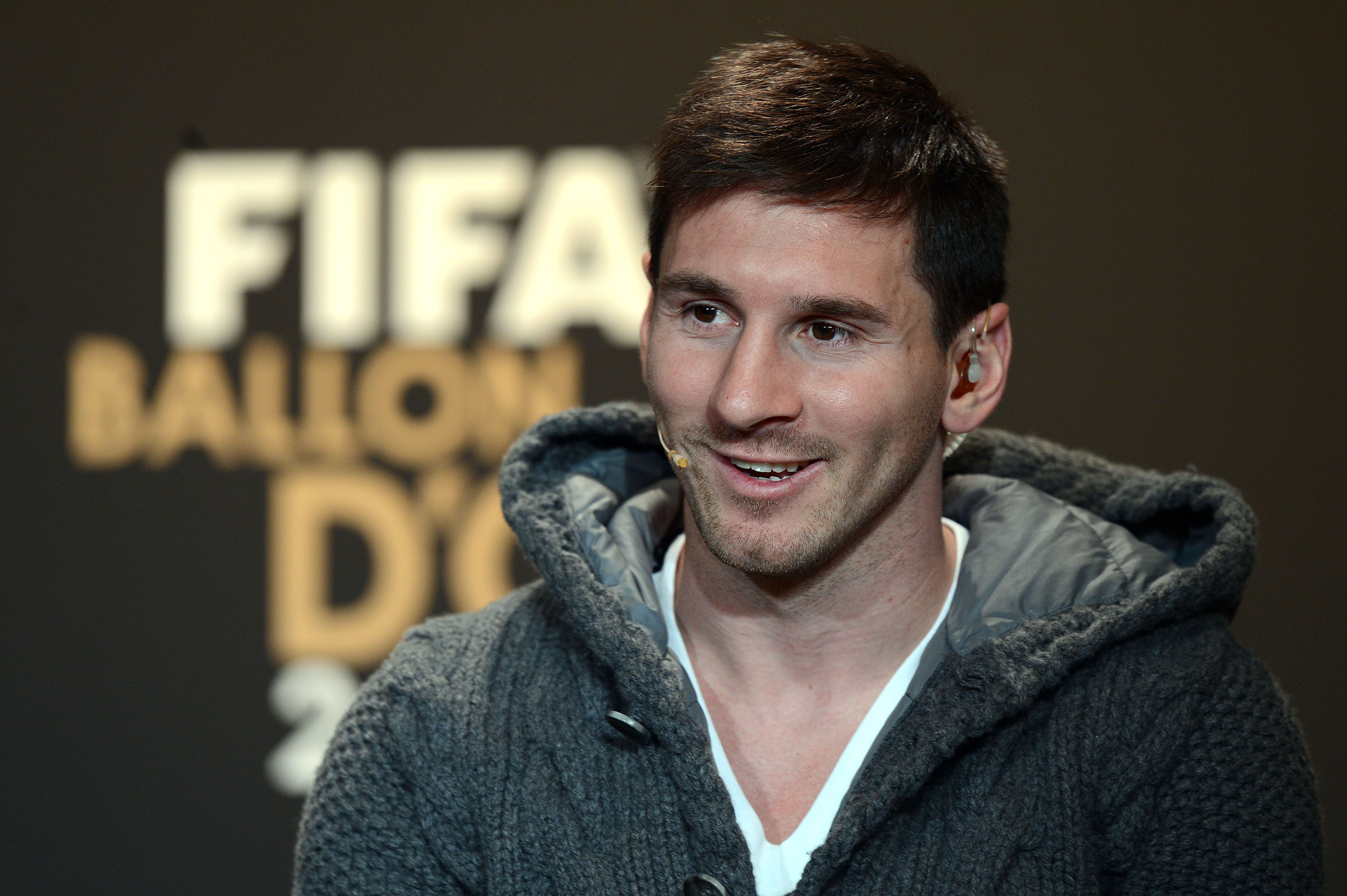 Lionel Messi Free HD Wallpapers