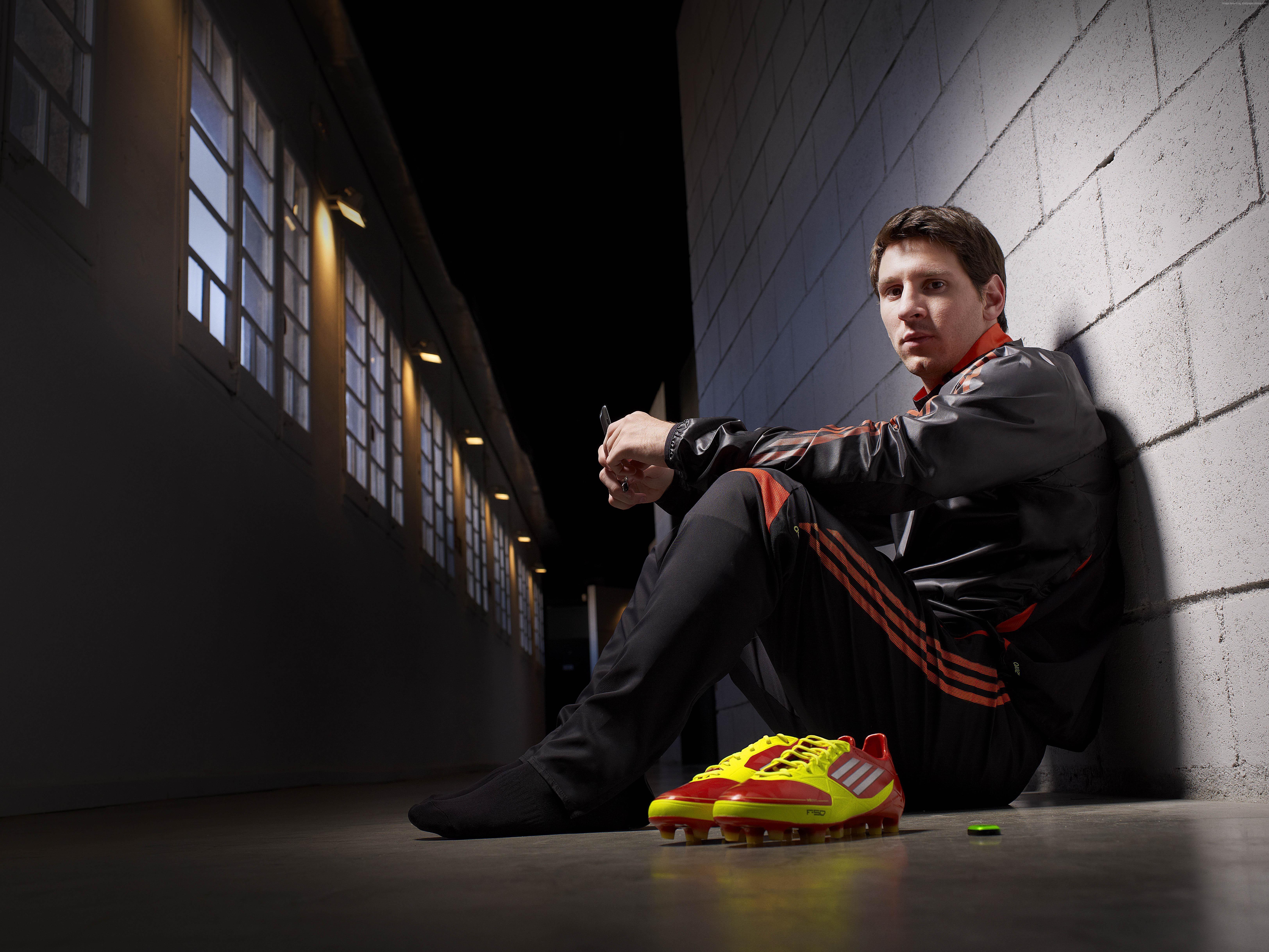 Lionel Messi HD Pics