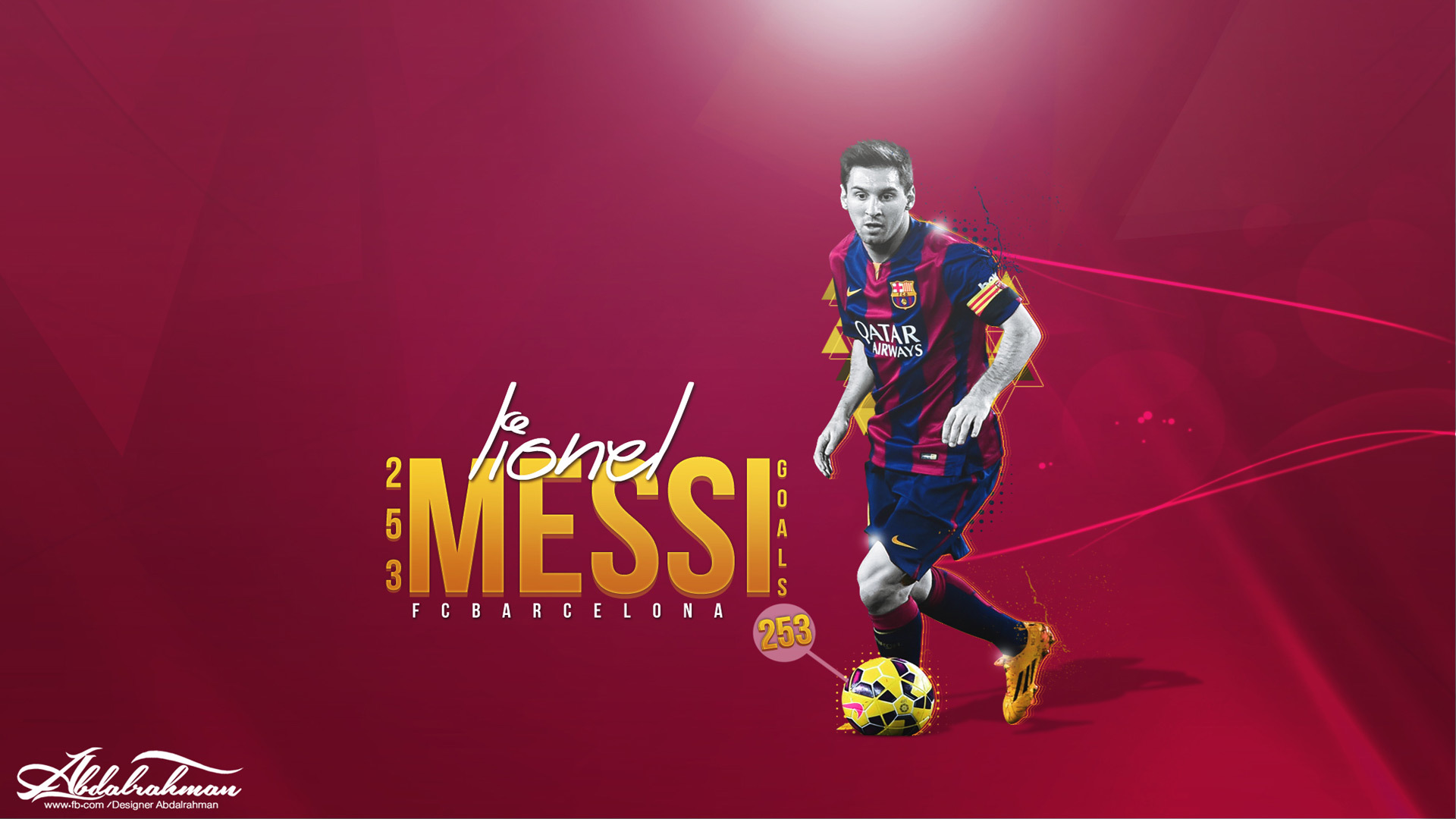 Lionel Messi High Definition