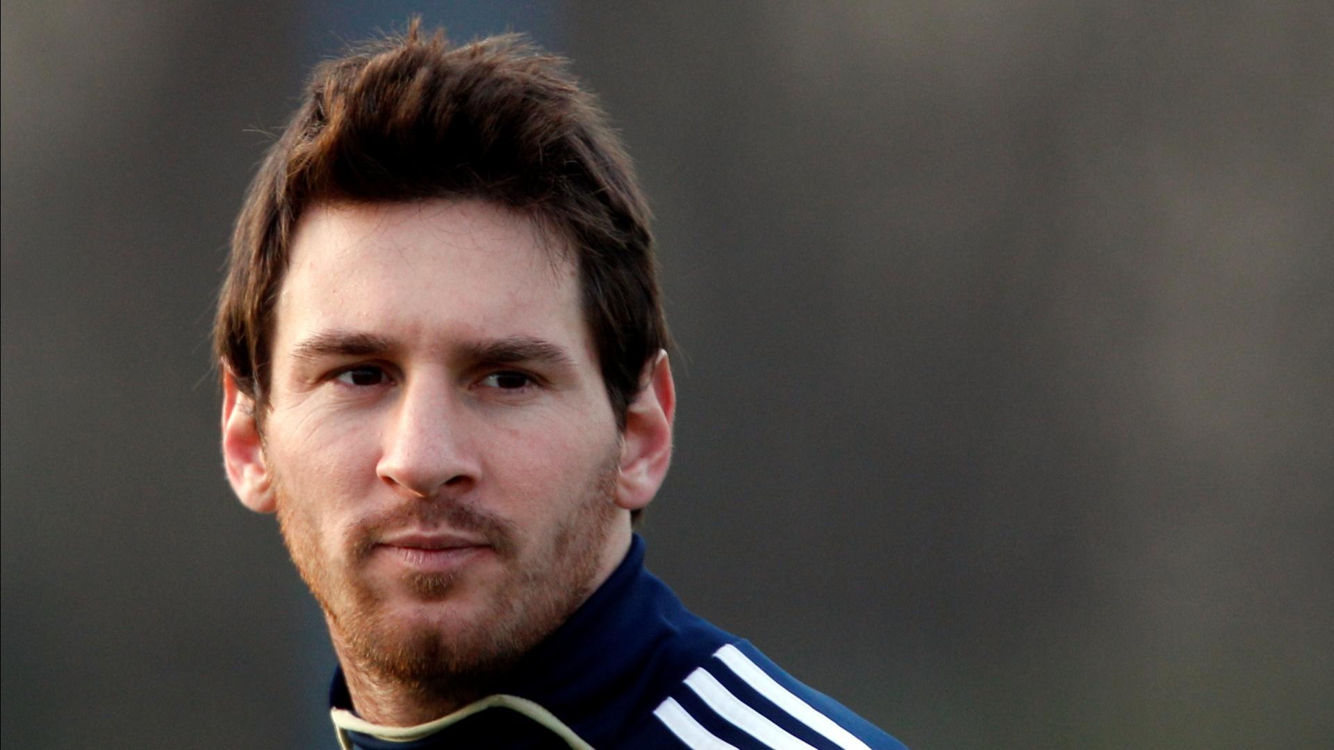 Lionel Messi For Desktop