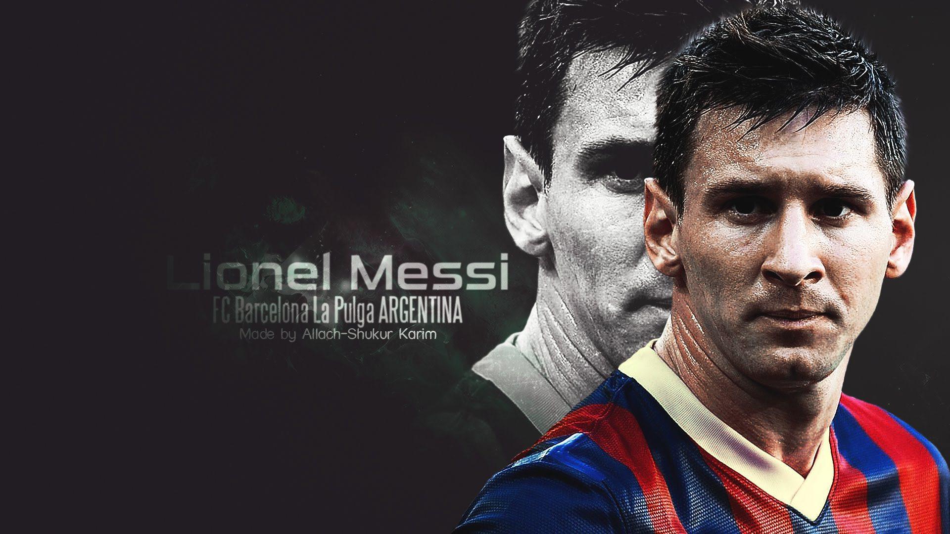 Lionel Messi Wallpaper For Windows