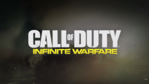 Logo CoD Infinite Warfare