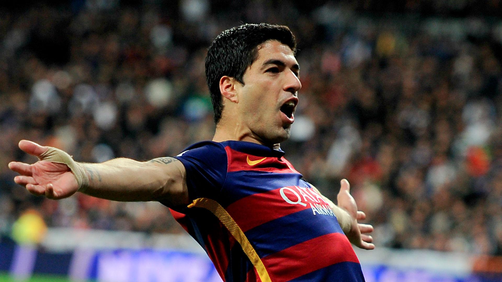 Luis Suarez 4K