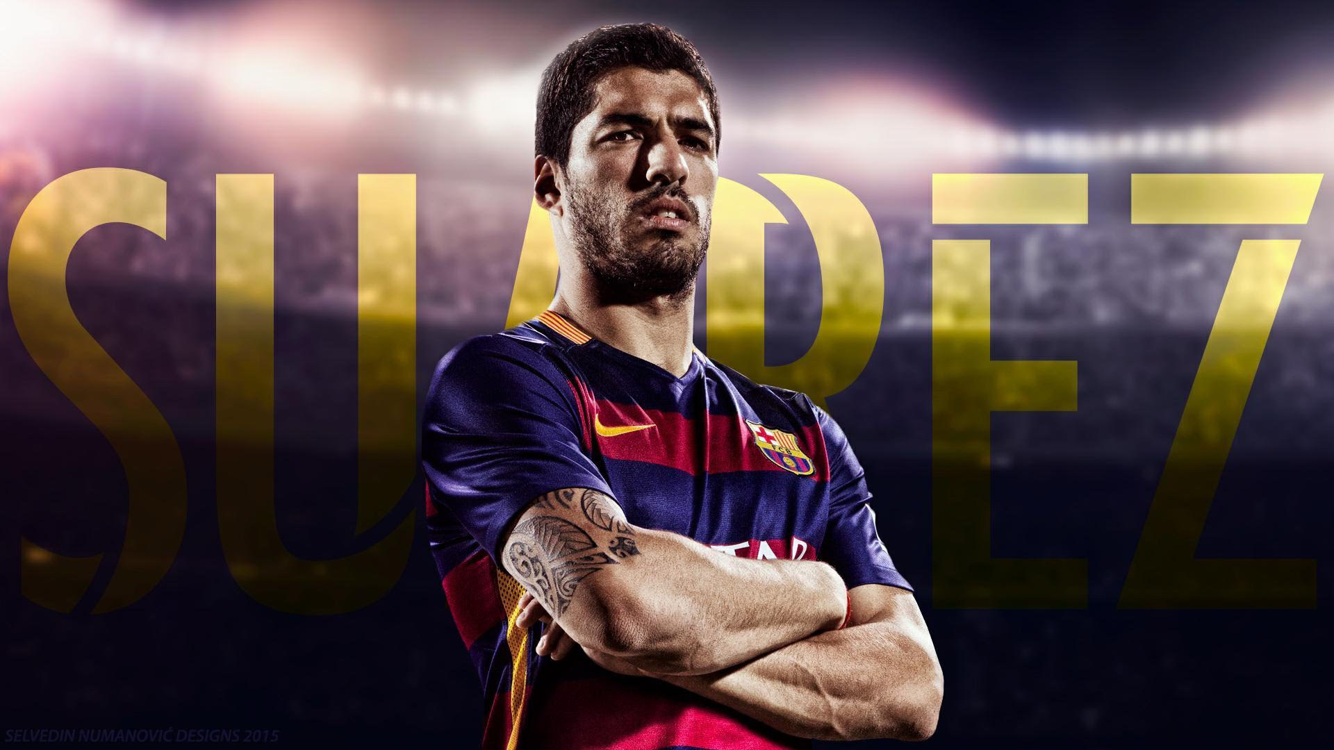 Luis Suarez Background