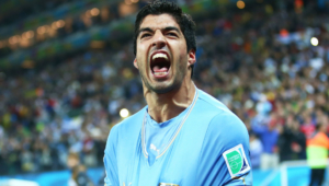 Luis Suarez HD Background
