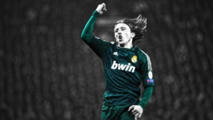 Luka Modric HD