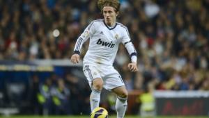 Luka Modric Photos