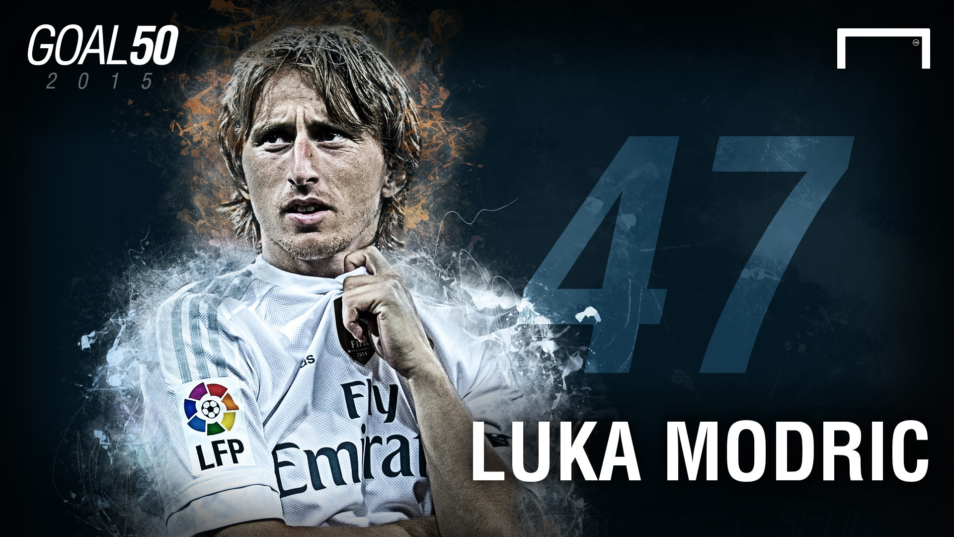 Luka Modric Wallpaper