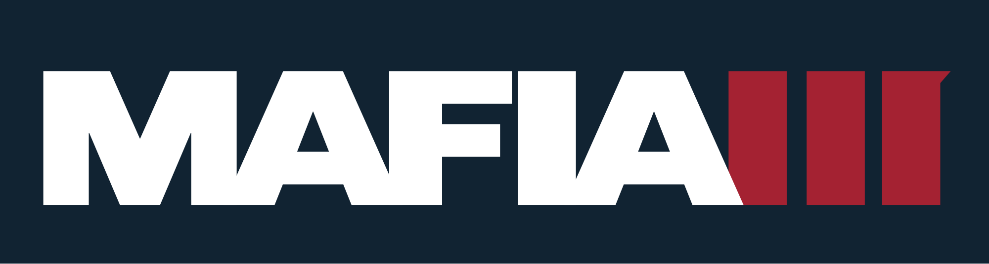Mafia III Logo Svg