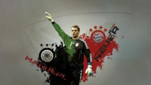 Manuel Neuer HD Desktop