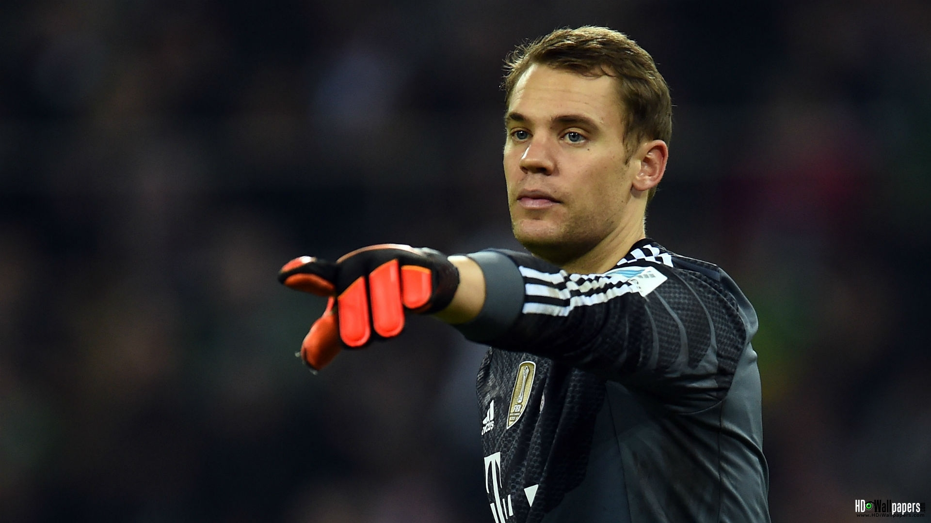 Manuel Neuer High Quality Wallpapers