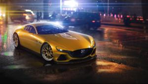 Mazda RX Vision Concept Computer Wallpaper