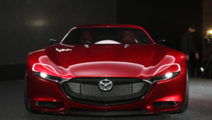 Mazda RX Vision Concept Pictures