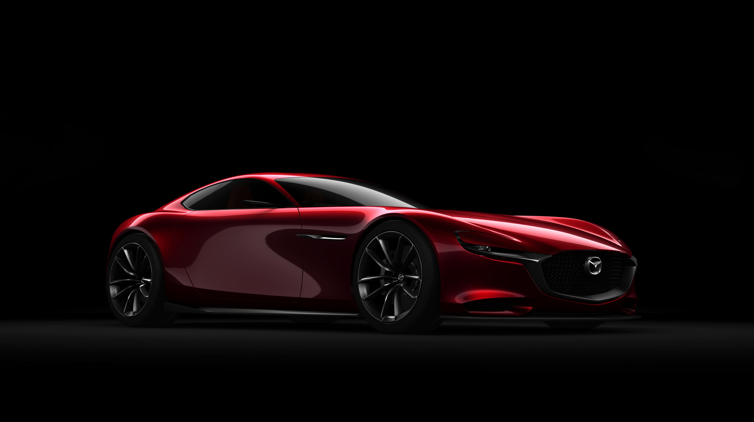 Mazda RX Vision Concept Widescreen
