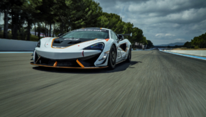 McLaren 570S Sprint Wallpaper