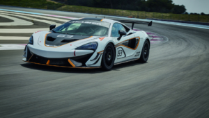 McLaren 570S Sprint Wallpapers