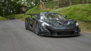 McLaren P1 LM Wallpaper