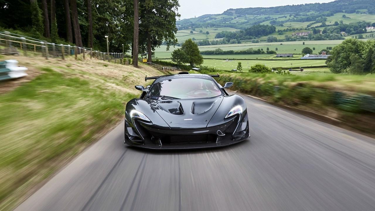 McLaren P1 LM Wallpapers HD