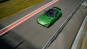 Mercedes AMG GT R Free Download