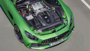 Mercedes AMG GT R High Definition