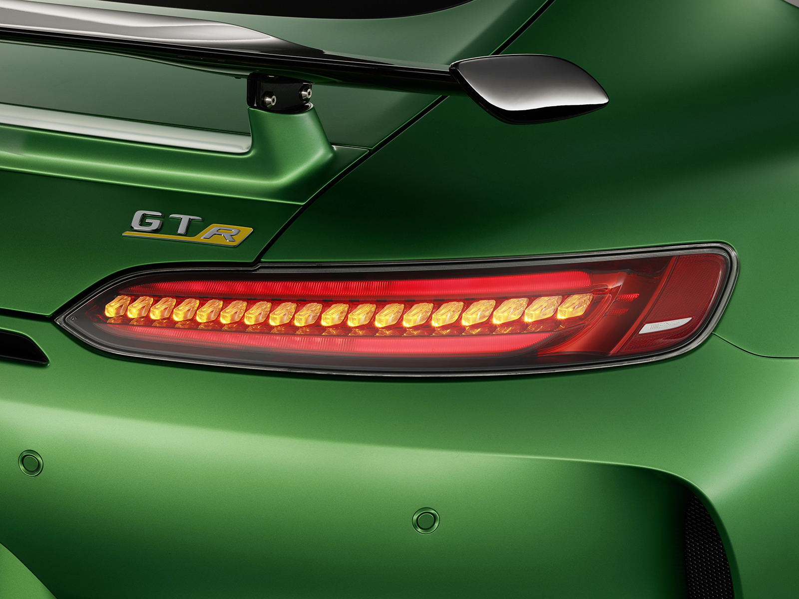 Mercedes AMG GT R High Quality Wallpapers