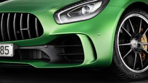 Mercedes AMG GT R Photos