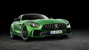 Mercedes AMG GT R Wallpaper
