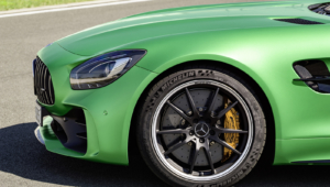 Mercedes AMG GT R Wallpaper For Desktop