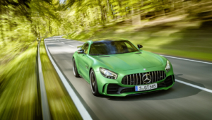 Mercedes AMG GT R Wallpaper For Computer