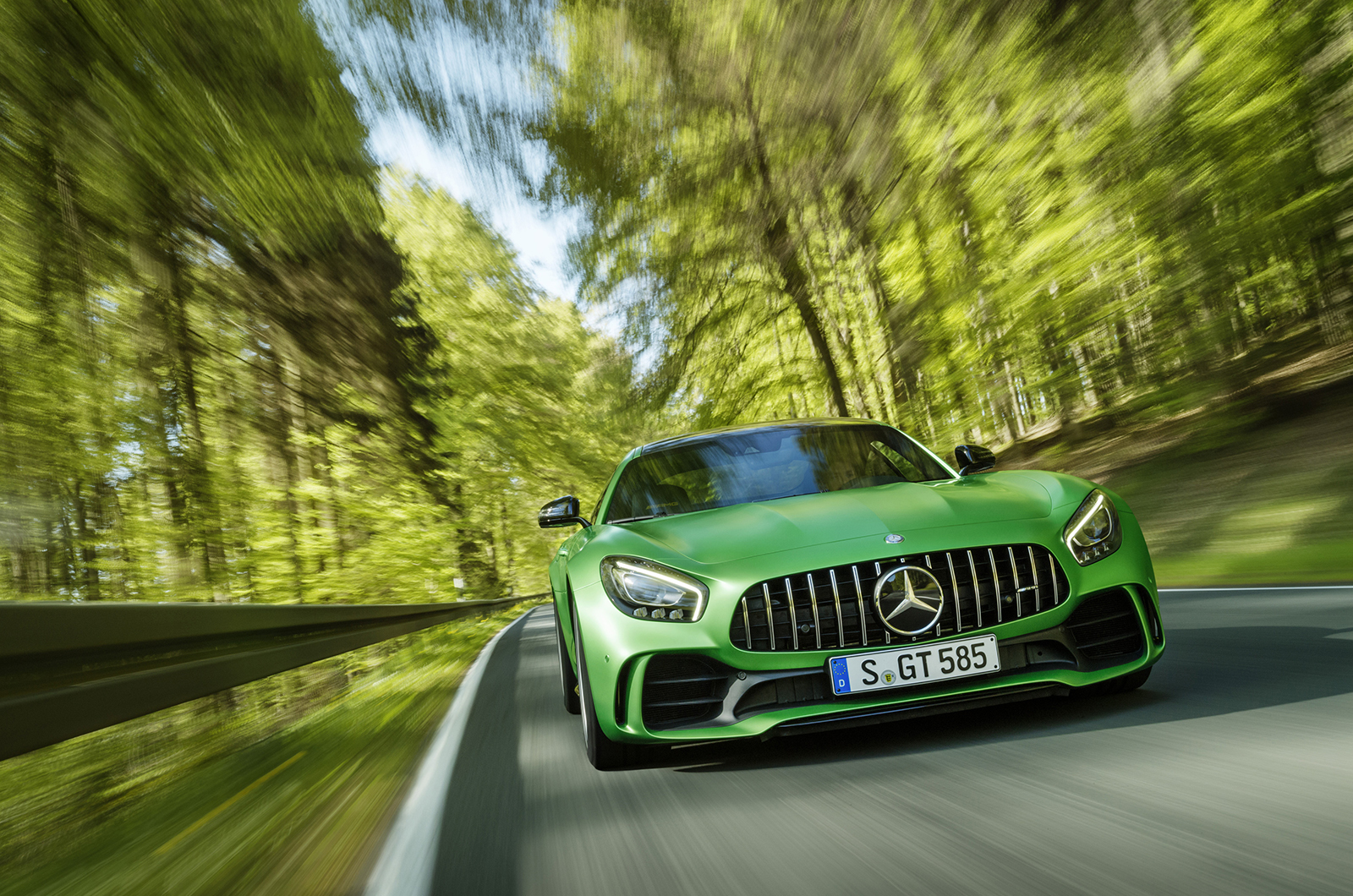 Mercedes AMG GT R Wallpapers And Backgrounds